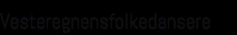 Vesteregnensfolkedansere logo